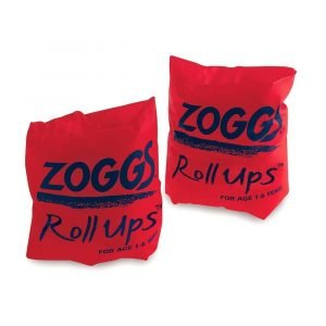 zoggs roll ups arm bands