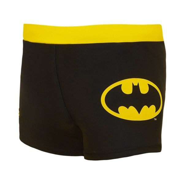 zoggs batman hip racer swim shorts