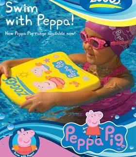 Zoggs Peppa Pig