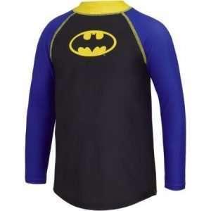 zoggs batman long sleeve sun top rash vest