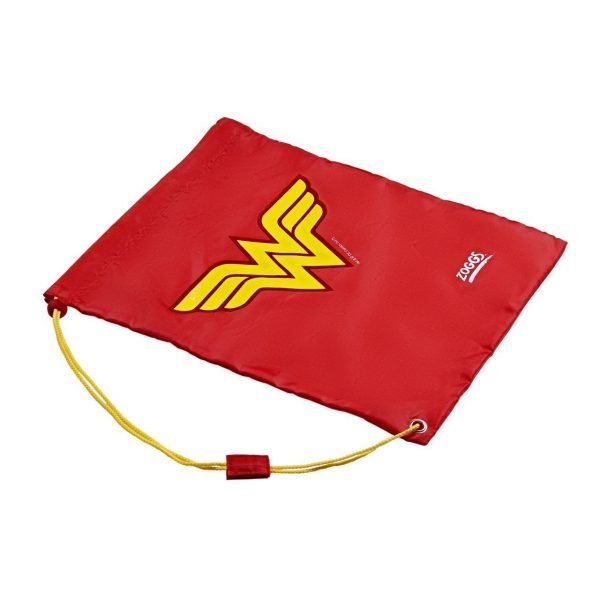 zoggs wonder woman swim bag