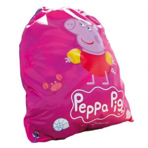 Zoggs Peppa swim bag rucksack