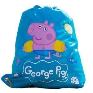 Zoggs George Pig swim bag rucksack