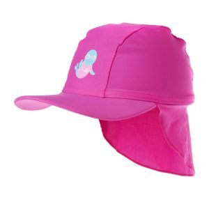 Zoggs pink Miss Zoggy sun hat