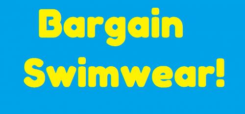Swim 2 u bargain swimwear