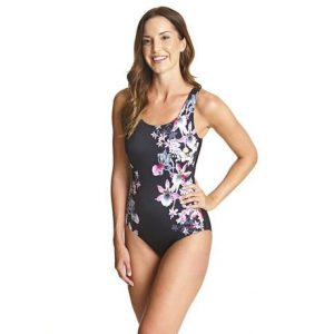 Zoggs serenity scoopback swimsuit
