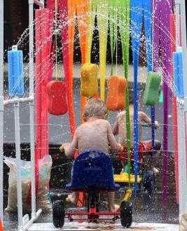 Swim 2 u Blog – Day 194 Garden Bike Wash!