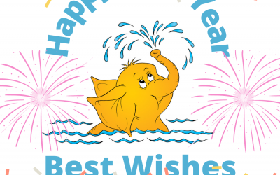 Swim 2 u Wishes You All A Happy New Year ?