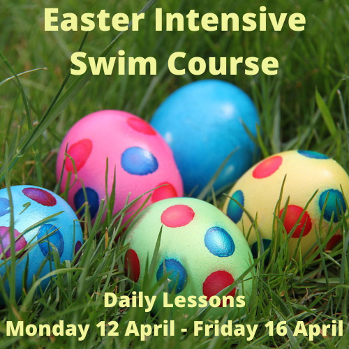 Easter Holiday Intensive Swim Course.