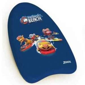 Zoggs Kangaroo Beach blue kickboard