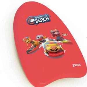 Zoggs kangaroo Beach red kickboard